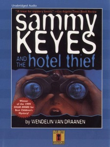 Sammy Keyes and the Hotel Thief