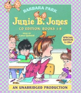Junie B. Jones by Barbara Park
