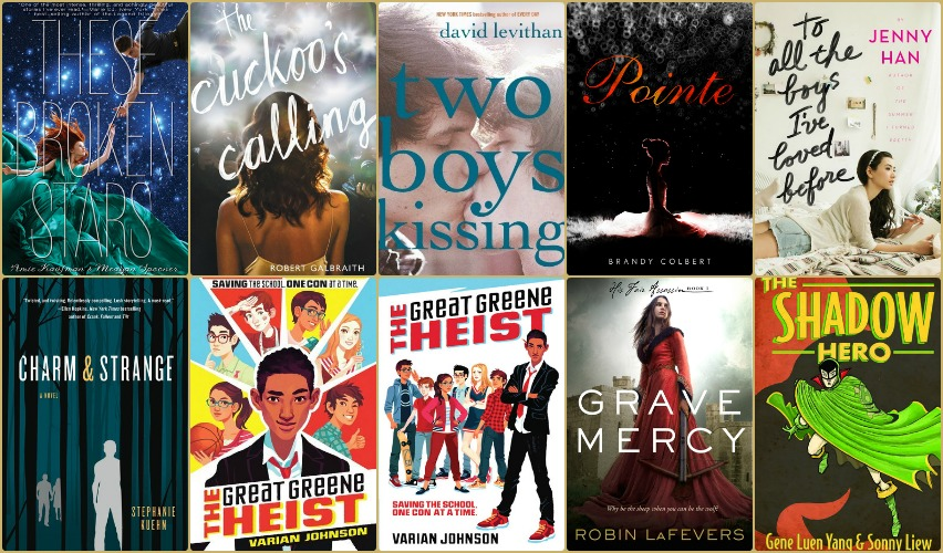 Top 10 Book Covers of 2014