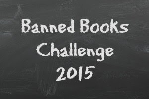 Banned Books Challenge 2015