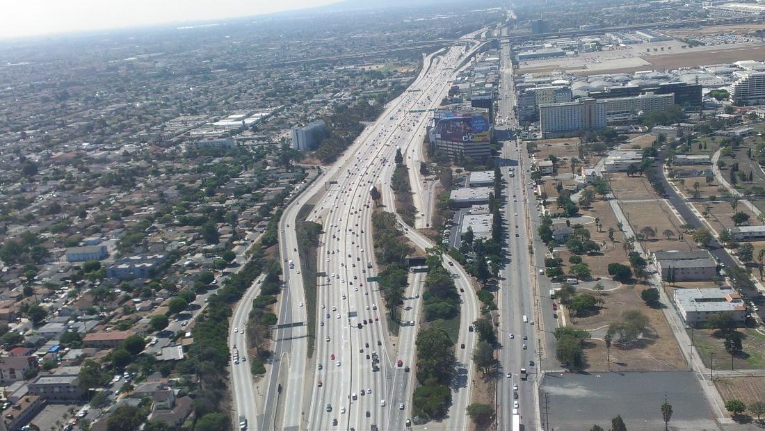 freeway merge