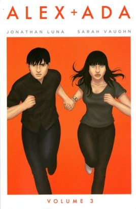 Alex and Ada Vol. 3 by Jonathan Luna