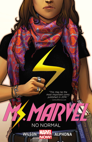 Ms. Marvel Vol 1 by G. Willow Wilson