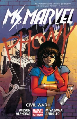 Ms Marvel Vol 6 by G Willow Wilson