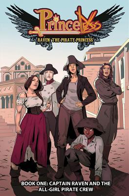 Raven the Pirate Princess by Jeremy Whitley