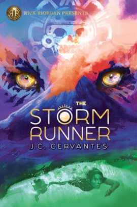 The Storm Runner by JC Cervantes