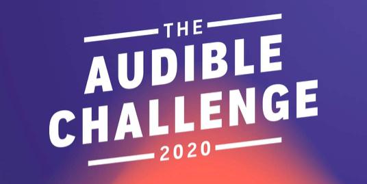 Audible Challenge 2020
