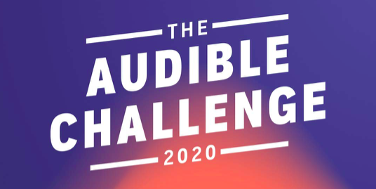 Audible Challenge 2020