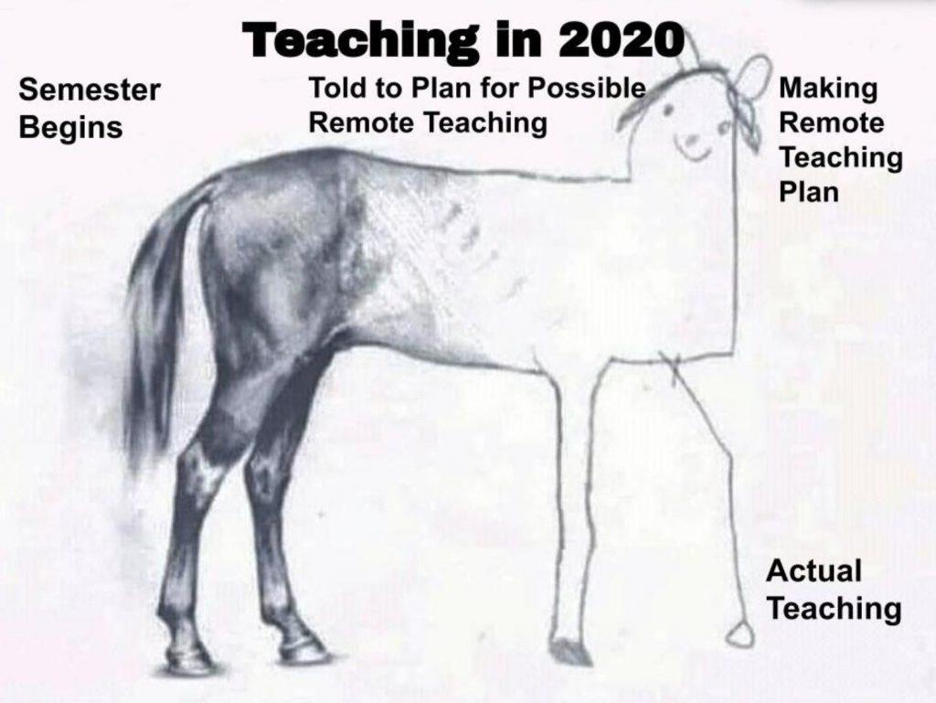 remote teaching 2020
